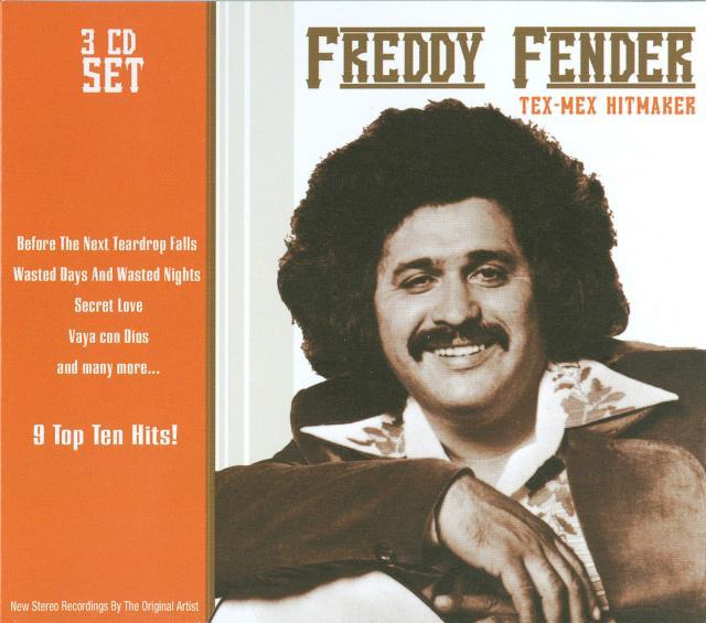 Potential snag! (or not) Freddy+Fender+-+Tex-Mex+Hitmaker+-+Front